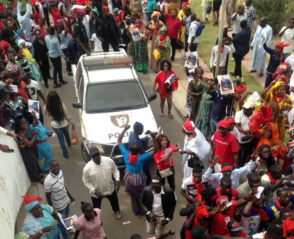 Urgent-Affaire Bamba Fall : Ça chauffe au Palais de justice