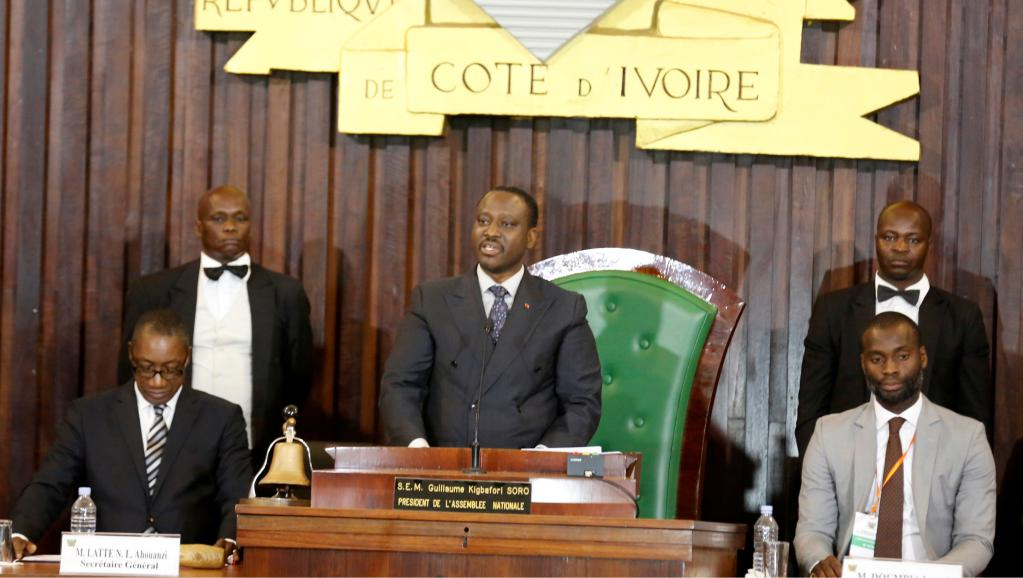 Côte d'Ivoire: Soro repart sans surprise pour un deuxième mandat à l'Assemblée
