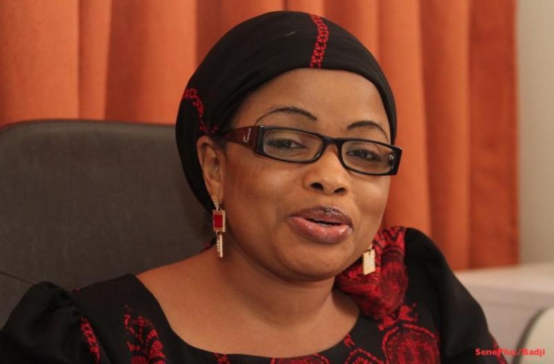 Levée d'immunité parlementaire: Le Fpdr se porte bouclier de la député Aminata Diallo