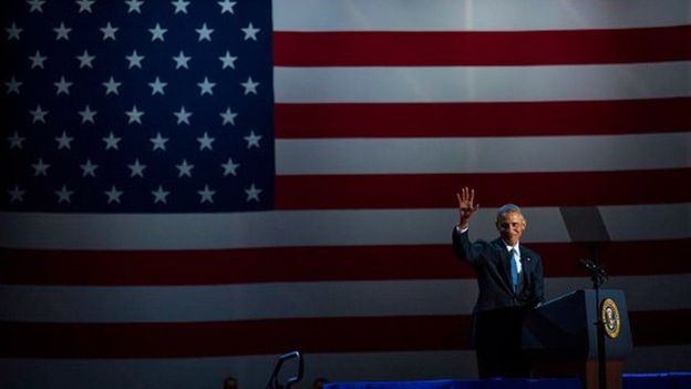 Obama: le discours d'adieu