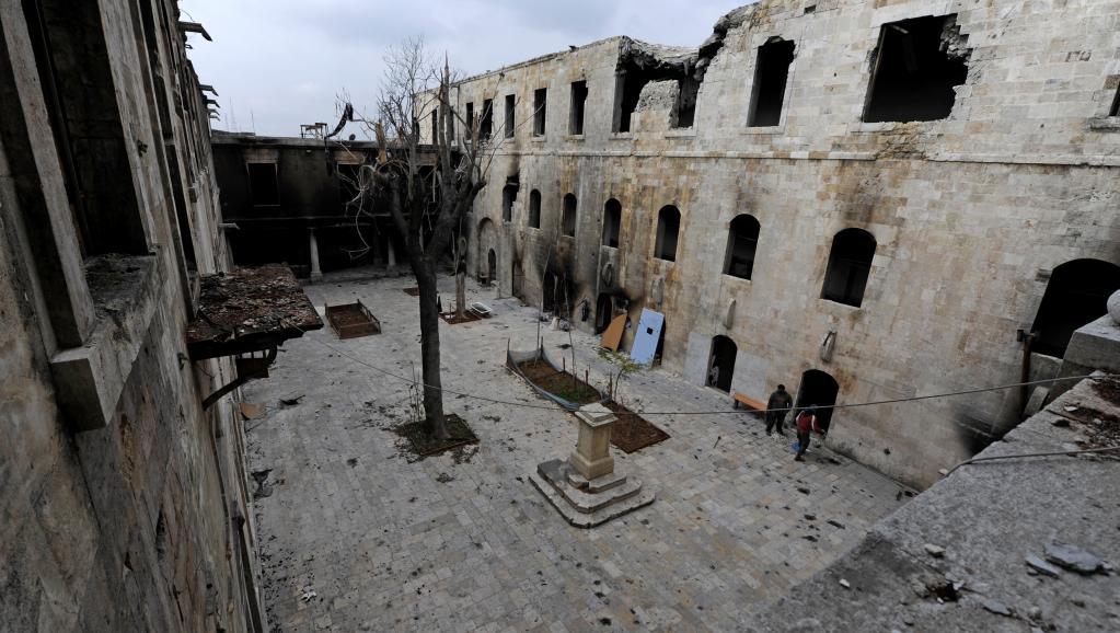 Syrie: raids aériens intenses dans le Nord à l'approche des pourparlers de paix