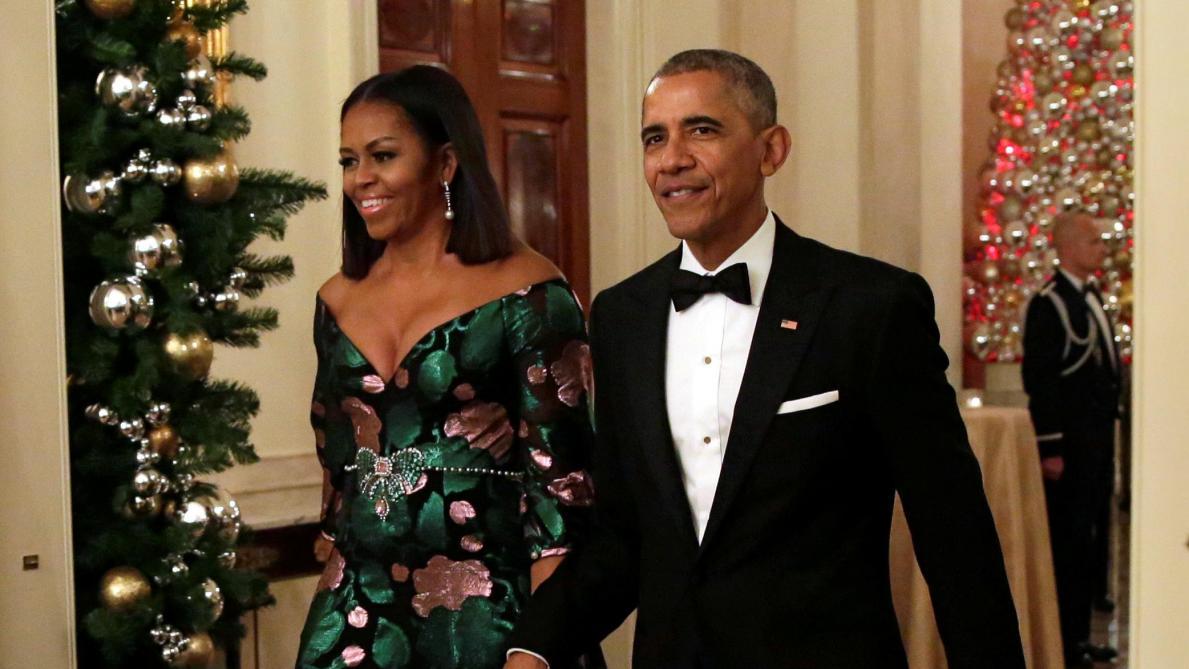 La vie d'après, pour Michelle et Barack Obama