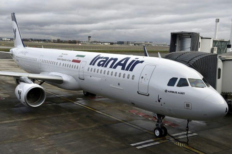 Levée des sanctions: l'Iran reçoit son premier avion Airbus