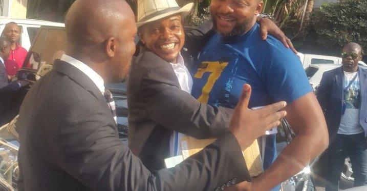 Le vice-président de la ligue des jeunes de l'UDPS libéré après près de deux mois de détention
