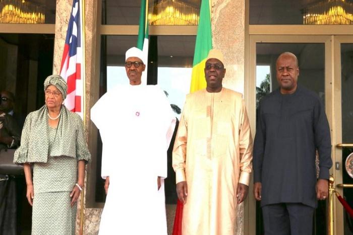 Gambie: la médiation de la Cedeao est à Banjul