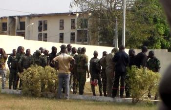 Côte d'Ivoire/Mutinerie : Début du paiement des primes de certains militaires à Bouaké (Témoins)