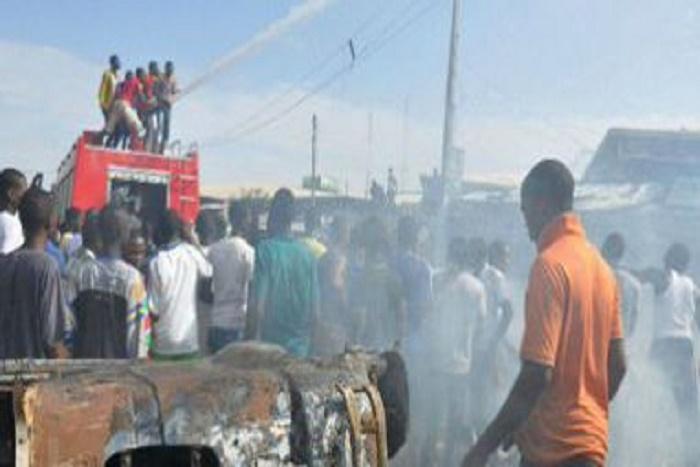 Nigeria: des dizaines de morts après des frappes aériennes de l'armée dans un camp de déplacés (MSF, habitant)