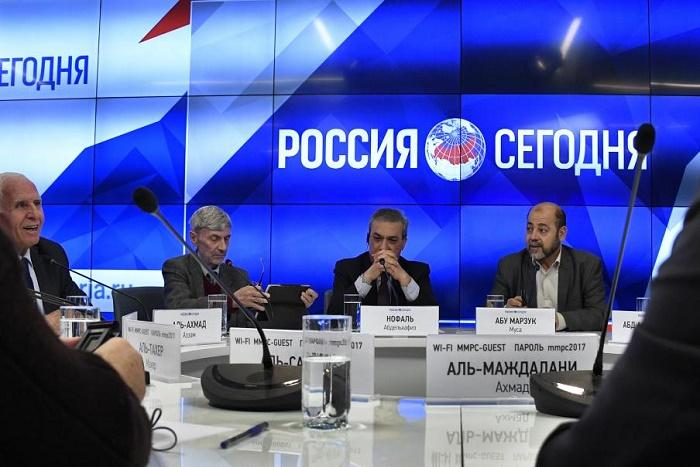 A Moscou, le Hamas et le Fatah relancent la réconciliation