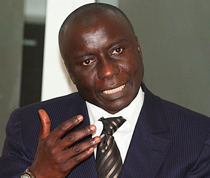 Intervention militaire en Gambie : Idrisssa Seck exprime son soutien aux forces de sécurité de la CEDEAO