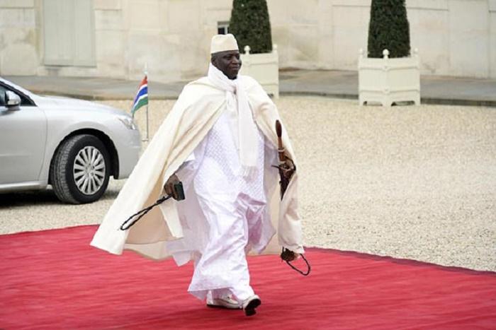 Exilé à Malabo: Yaya Jammeh «emporte» la Gambie avec lui