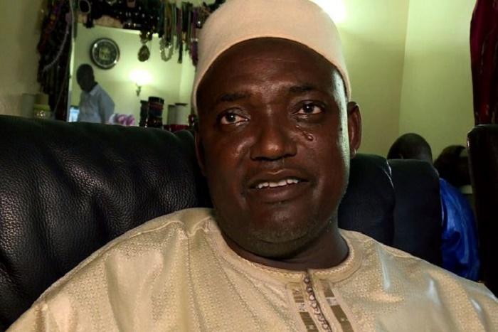 Adama Barrow : «Aucune garantie n'a été donnée à Yaya Jammeh»