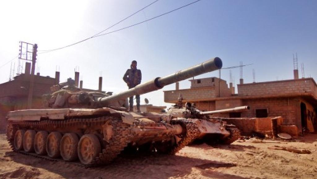 Pourparlers d'Astana: le point sur les combats en Syrie