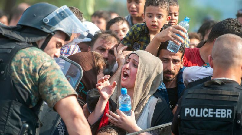 UE : feu vert pour une nouvelle prolongation de trois mois des contrôles aux frontières