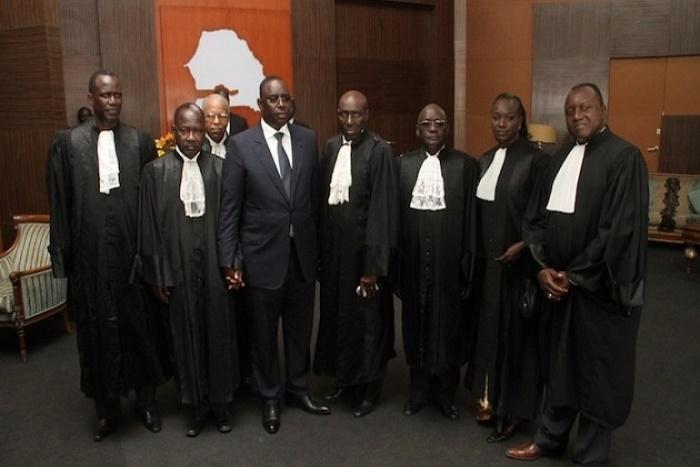 Statut des magistrats : Macky Sall acte la loi controversée