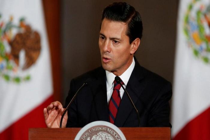 Mur à la frontière américaine: «Non, le Mexique ne paiera pas», selon Peña Nieto