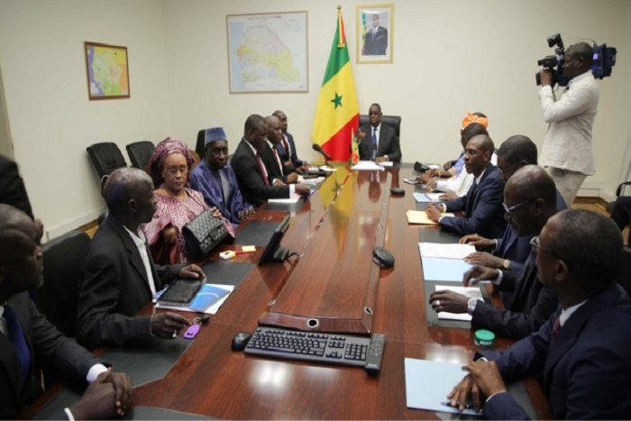 Dialogue politique : Mankoo snobe Macky Sall