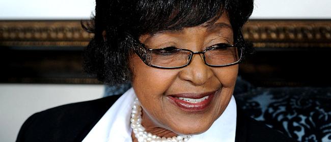 Afrique du Sud: Winnie Mandela honorée par l`Union Africaine