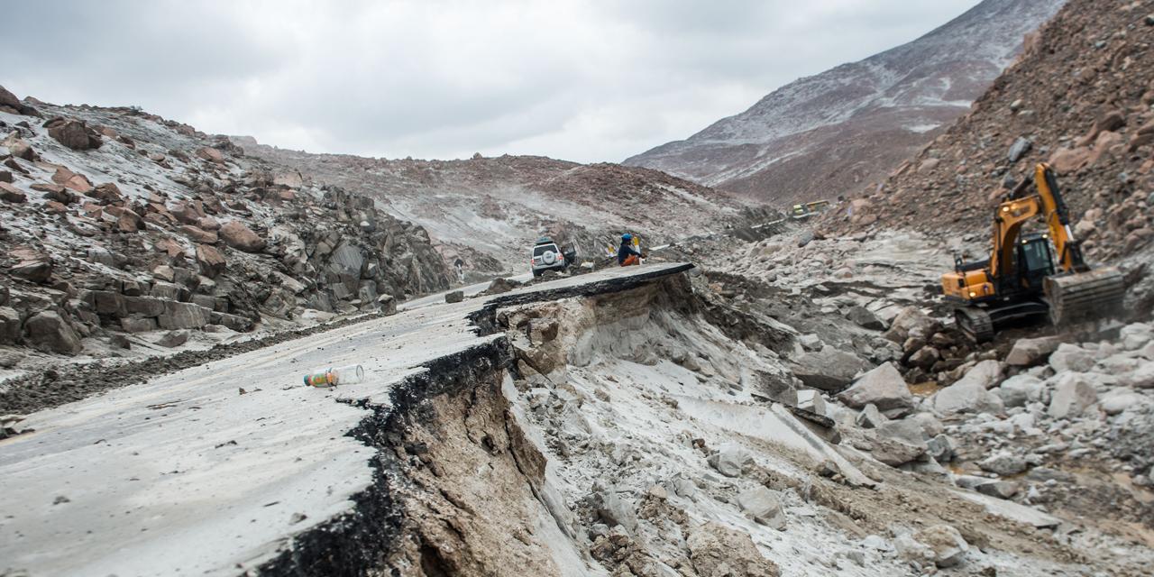 Pluies torrentielles au Pérou : onze morts et d'importants dégâts