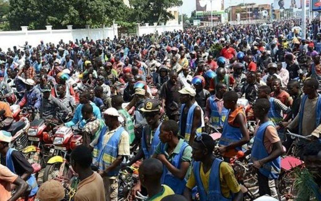 Burundi : Manifestation contre une résolution du parlement européen