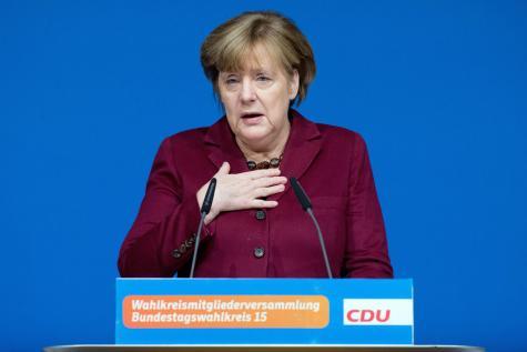 Angela Merkel dénonce les restrictions américaines à l'immigration