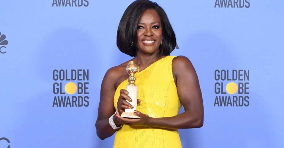 Viola Davis remporte son premier Golden Globe avec le film « Fences »