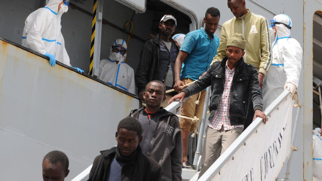 Migrations: vers la création d'un fonds italien de 200 millions pour l'Afrique