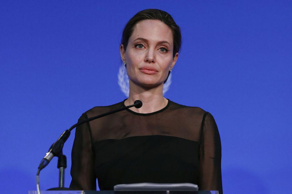 Angelina Jolie soutient les réfugiés dans une tribune anti-Trump pour le New York Times
