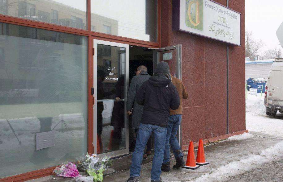 La Grande Mosquée de Québec rouvre ses portes