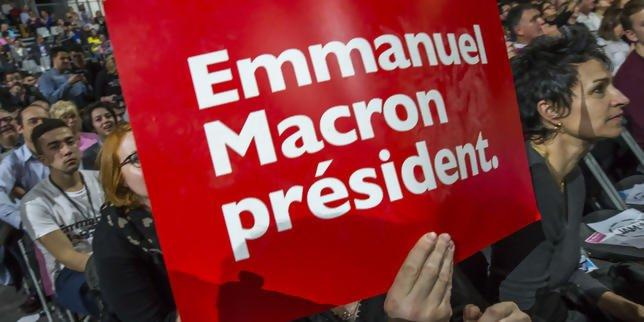 A Moscou, le mouvement de Macron rejoint par des sarkozystes