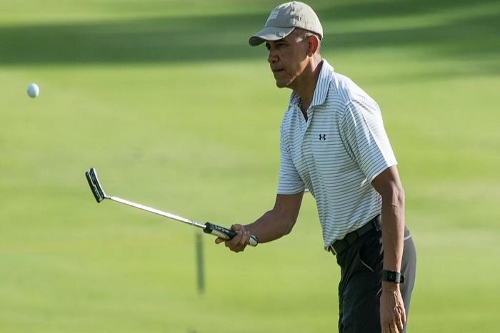 Dans un club de golf huppé, une invitation à Barack Obama vire au psychodrame