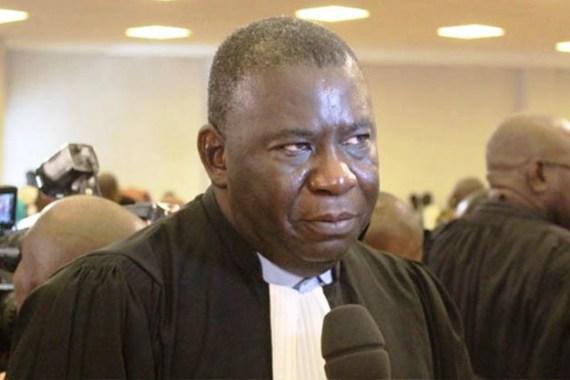 Me Assane Dioma Ndiaye, « Au Sénégal, nous n'avons pas encore des actes intrinsèques de terrorisme »