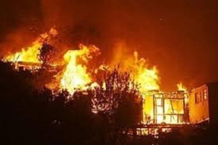 Incendie mortel à  Lompoul : bilan, 1 mort et 1 blessé