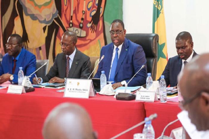 Nomination en Conseil des ministres du mercredi 8 février