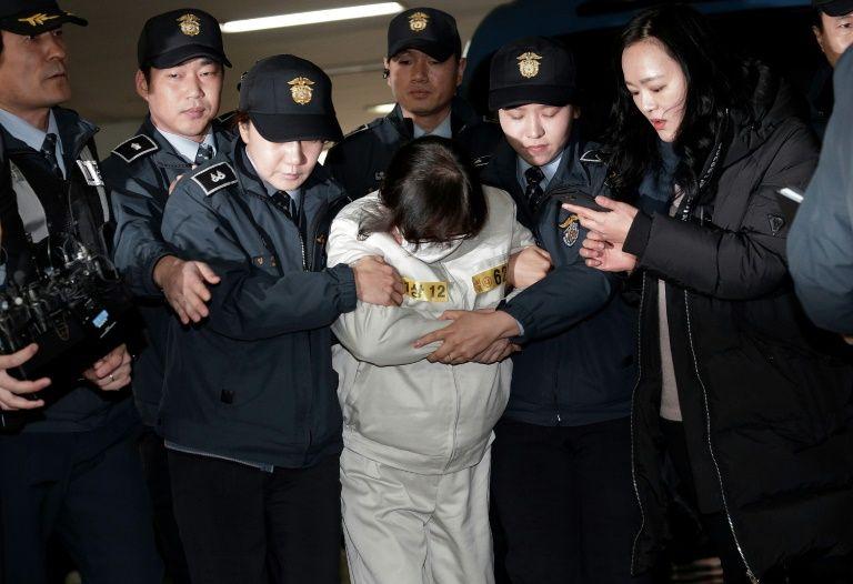 Corée du Sud: la justice rejette les explications de la présidente