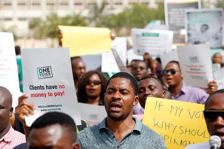 Nouvelles manifestations contre le gouvernement au Nigeria