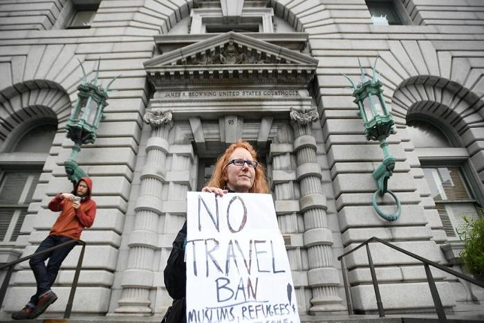 La Cour d'appel confirme la suspension du décret migratoire de Donald Trump