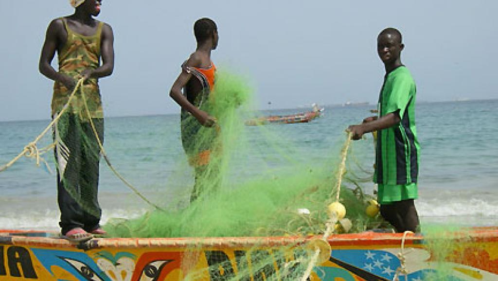 Mauritanie: faute d'accord, les pêcheurs sénégalais sont au chômage technique