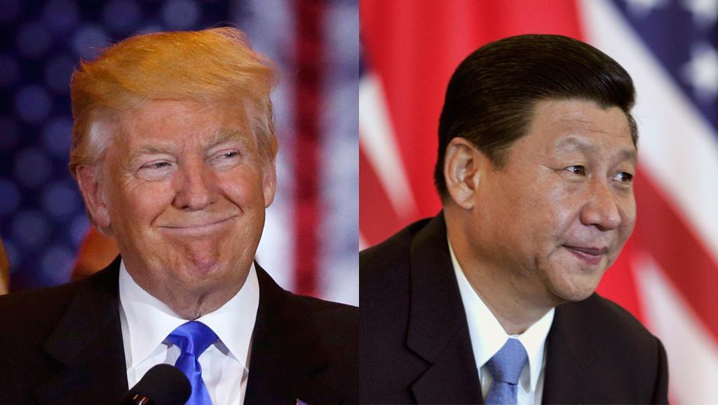 Chine: la presse salue le coup de fil de Donald Trump à Xi Jinping