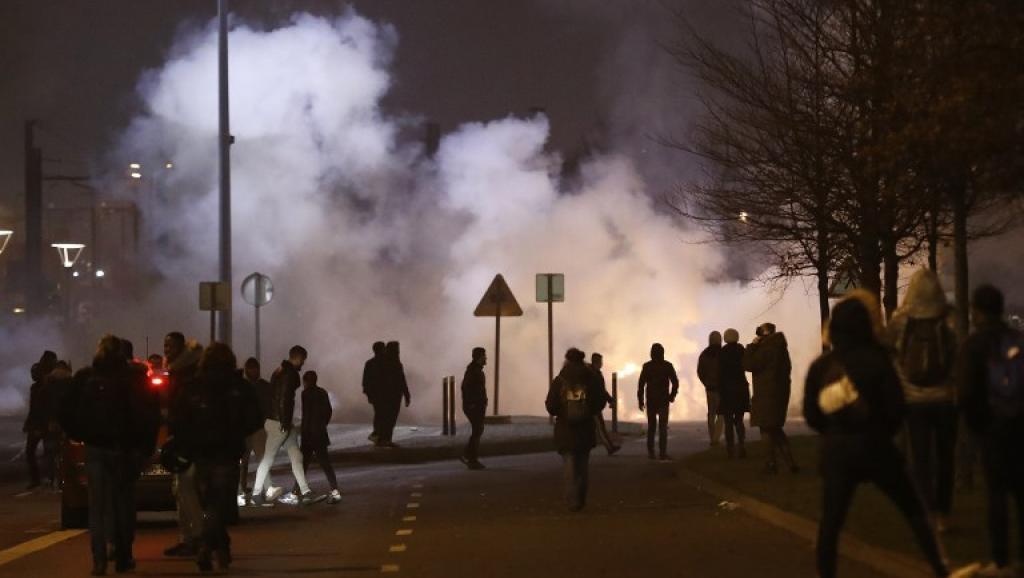 «Justice pour Théo»: à Bobigny, une manifestation et des incidents violents