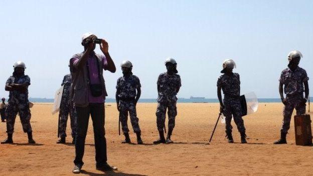 Togo : bilan sécuritaire préoccupant
