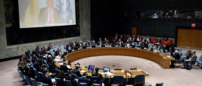 Le Conseil de sécurité de l'ONU condamne le tir de missile de Pyongyang