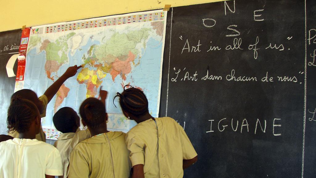 Grève des enseignants en Guinée: les écoles fermées par le gouvernement