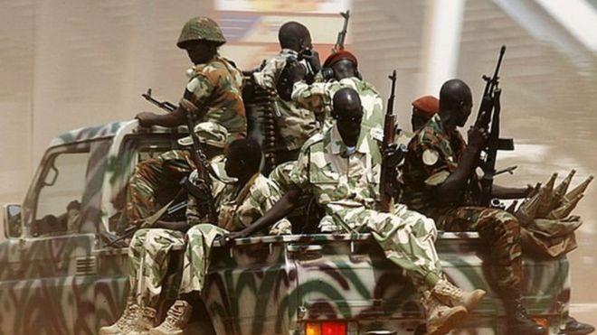 Rca : Hrw dénonce la mort de 32 civils