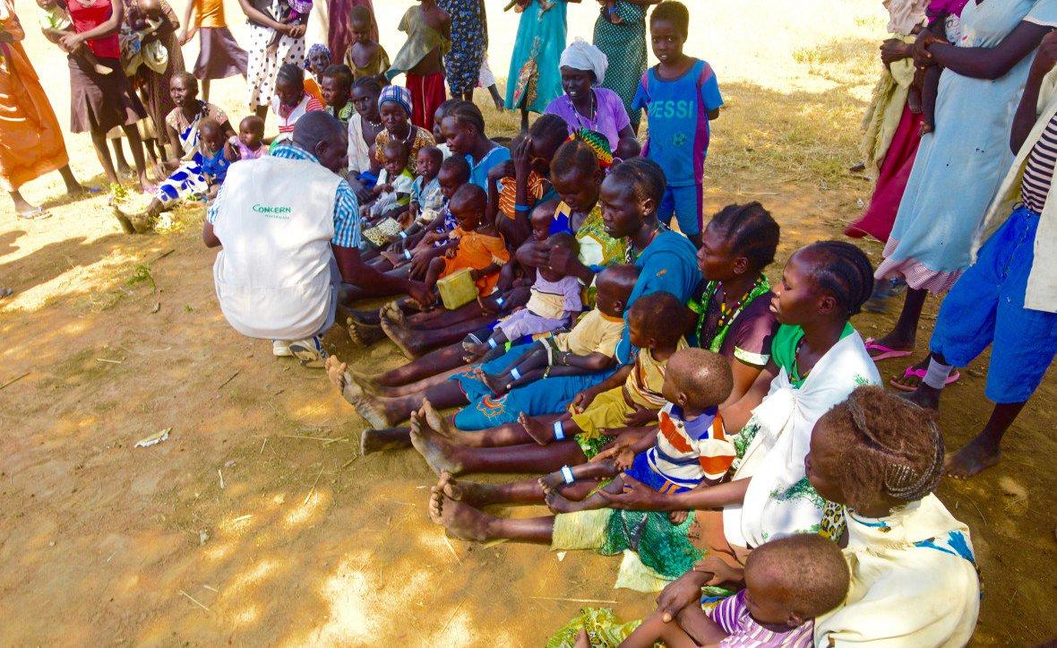 La malnutrition fait plus de 100 morts à Bié en Angola