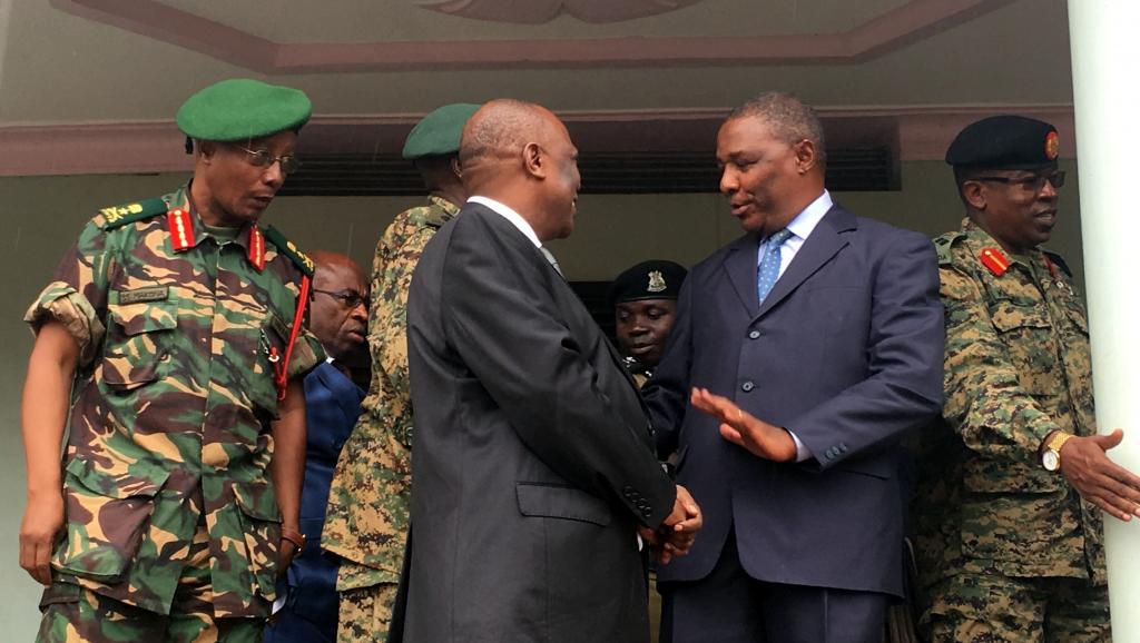 Ouganda: lancement du mécanisme conjoint de lutte contre les ADF