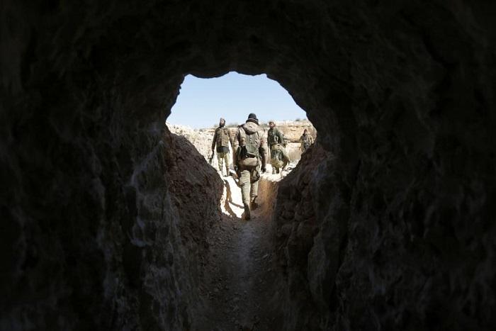 Un jihadiste français de 34 ans capturé vivant à al-Bab en Syrie