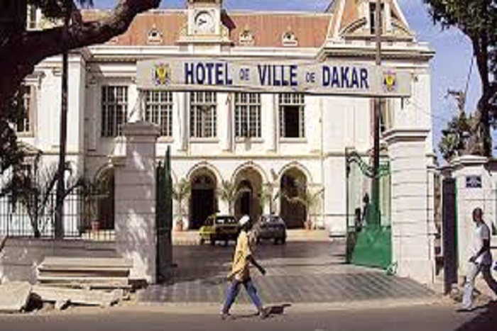 commune d arrondissemen de la ville de dakar