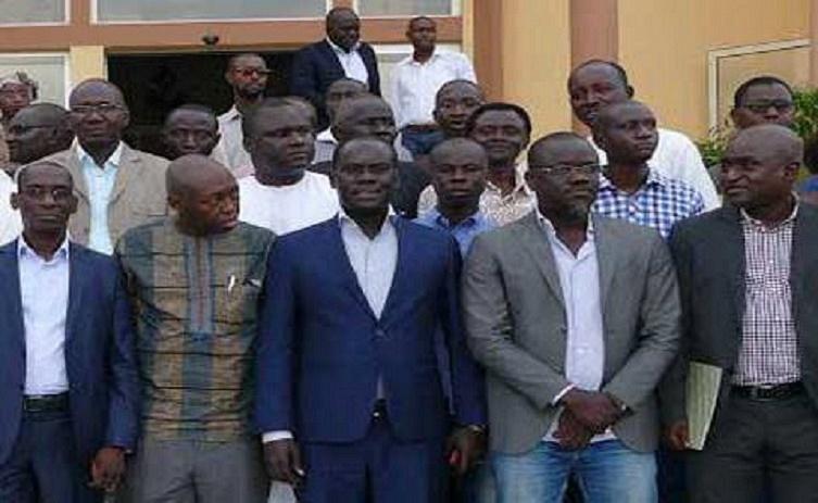Front anti-Macky en perspectives des législatives: les choses se précisent – L'opposition bande les muscles