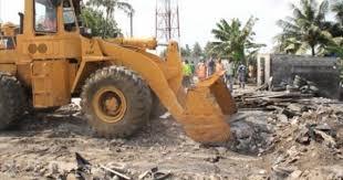 Mermoz: opération de déguerpissement à l'ancienne piste - Les occupants très en colère