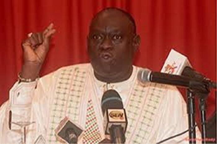 Le coup de sang de Me El Hadji Diouf contre Aminata Touré : «Toute sa vie, c'est essayer de manipuler les personnes»
